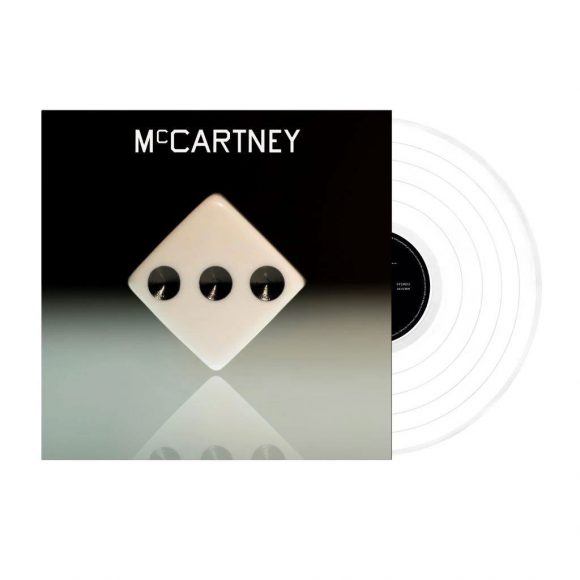 McCartney III – white vinyl edition