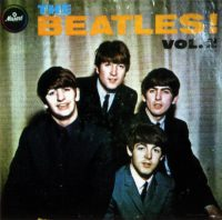 The Beatles Vol. 2 album artwork – Mexico