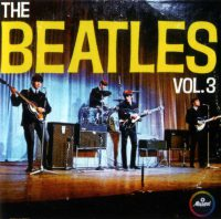 The Beatles Vol. 3 album artwork – Mexico