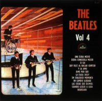 The Beatles Vol. 4 album artwork – Mexico