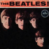 The Beatles! EP artwork – Mexico