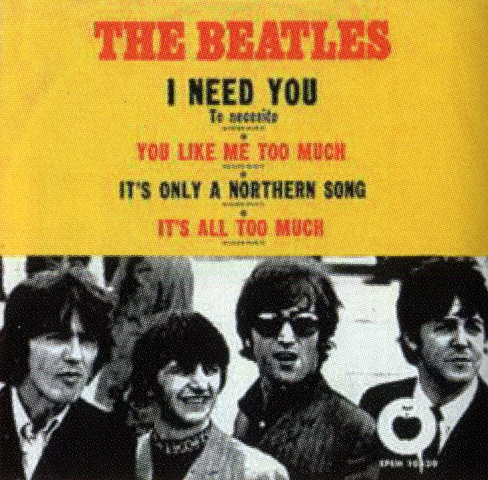 I Need You – The Beatles Bible