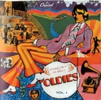 A Collection Of Beatles Oldies Vol. 1 EP artwork – Mexico