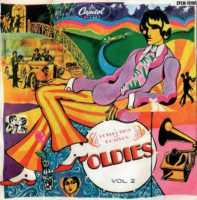 A Collection Of Beatles Oldies Vol. 2 EP artwork – Mexico