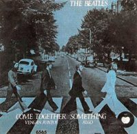 Come Together/Something single artwork - Mexico
