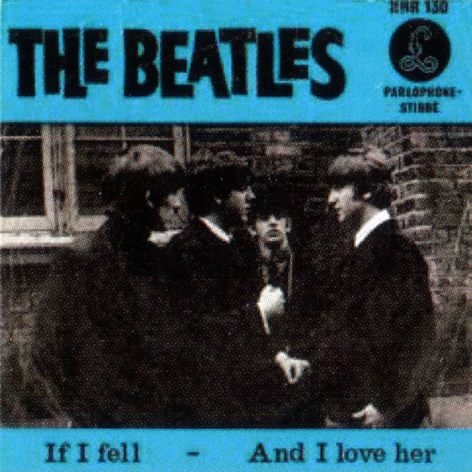If I Fell The Beatles Bible