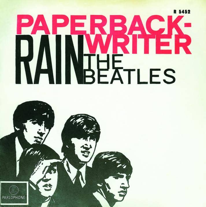 paper writer beatles subtitulada Paperback writer was a standalone single released in june 1966, written by paul mccartney and recorded over two consecutive days during the beatles' revolver sessions.