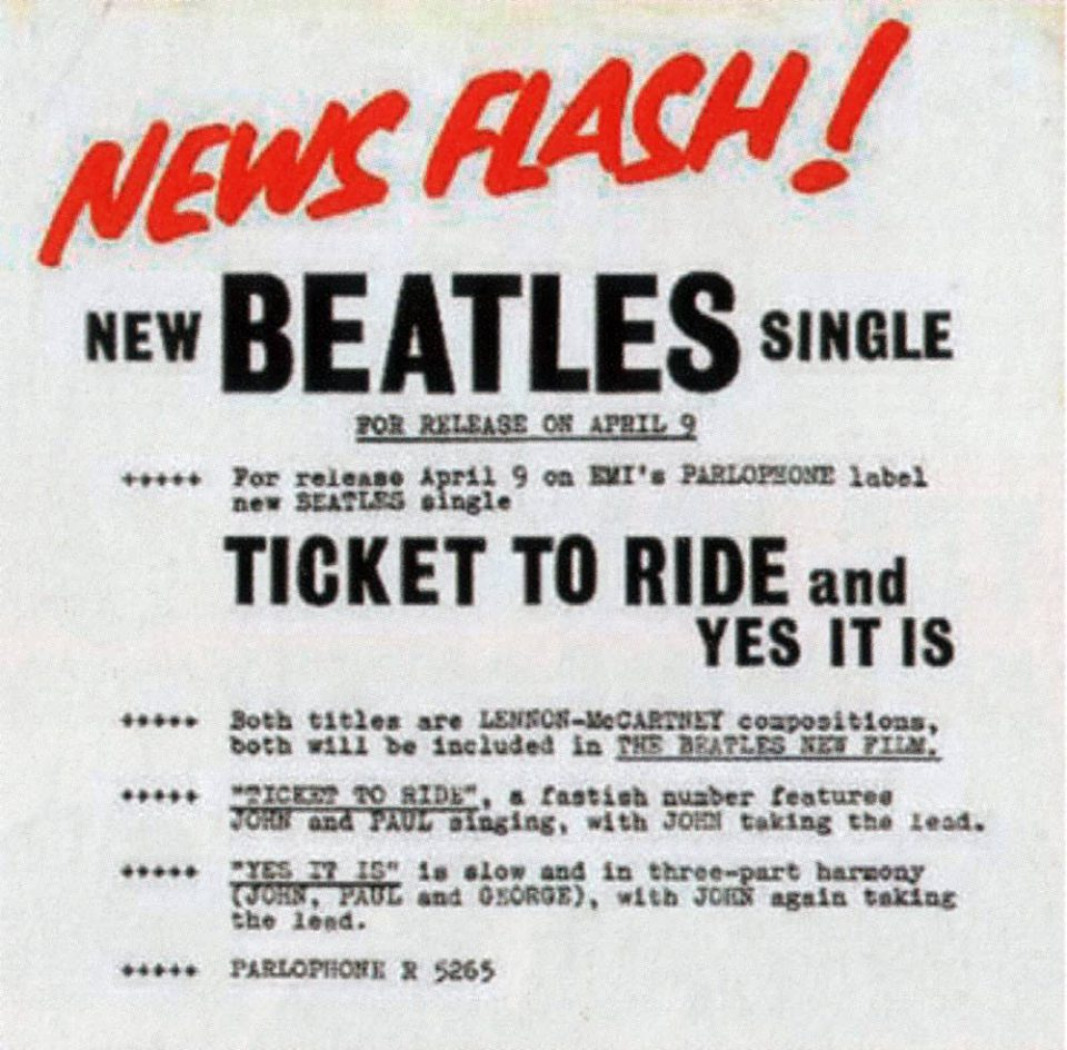Ticket To Ride single artwork - Netherlands