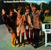 Magical Mystery Tour album artwork - New Zealand