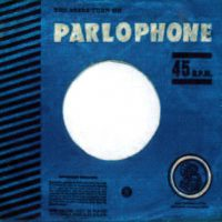 Parlophone single sleeve - Nigeria