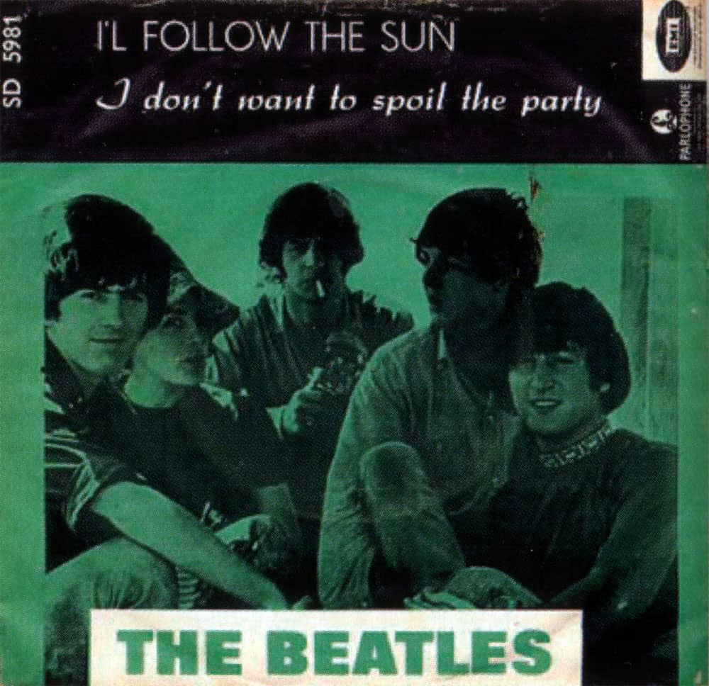 Ill Follow The Sun The Beatles Bible