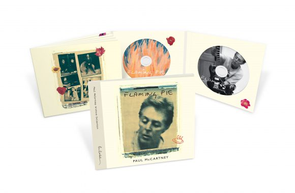 Paul McCartney Archive Collection: Flaming Pie 2xCD edition