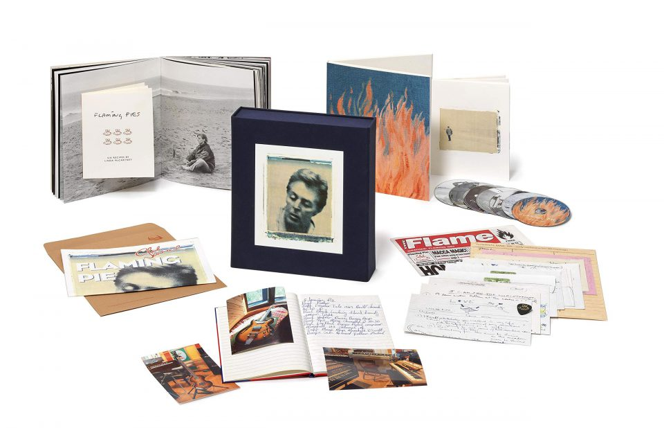 Paul McCartney Archive Collection: Flaming Pie deluxe edition