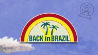 Paul McCartney – Back In Brazil artwork