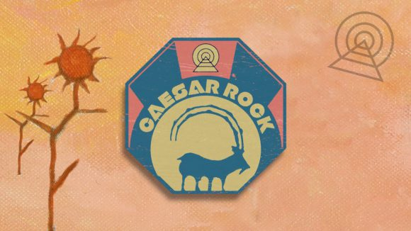 Paul McCartney – Caesar Rock artwork