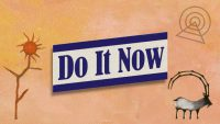 Paul McCartney – Do It Now artwork