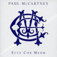 Ecce Cor Meum album artwork – Paul McCartney