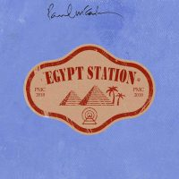 Paul McCartney – Egypt Station promotional artwork