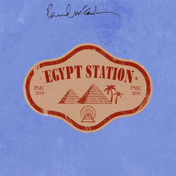 Egypt Station Promotional Artwork