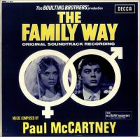 The Family Way album artwork – Paul McCartney