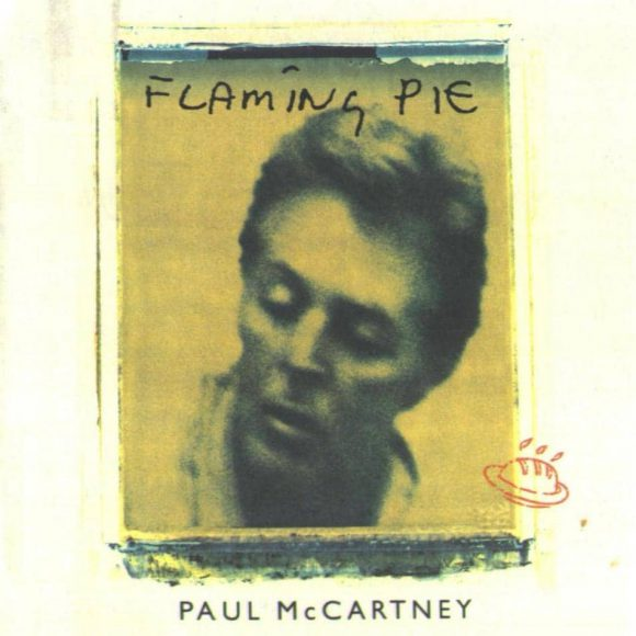 Flaming Pie album artwork - Paul McCartney