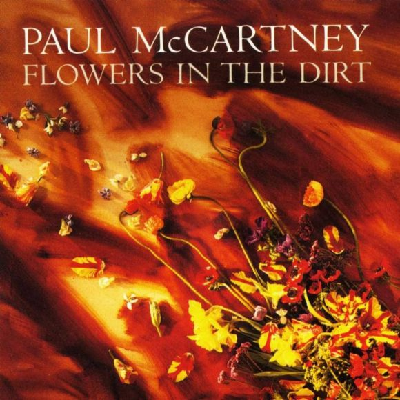 Flowers In The Dirt album artwork - Paul McCartney