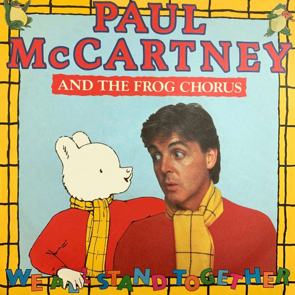 Paul McCartney and the Frog Chorus – We All Stand Together