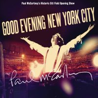 Good Evening New York City album artwork – Paul McCartney