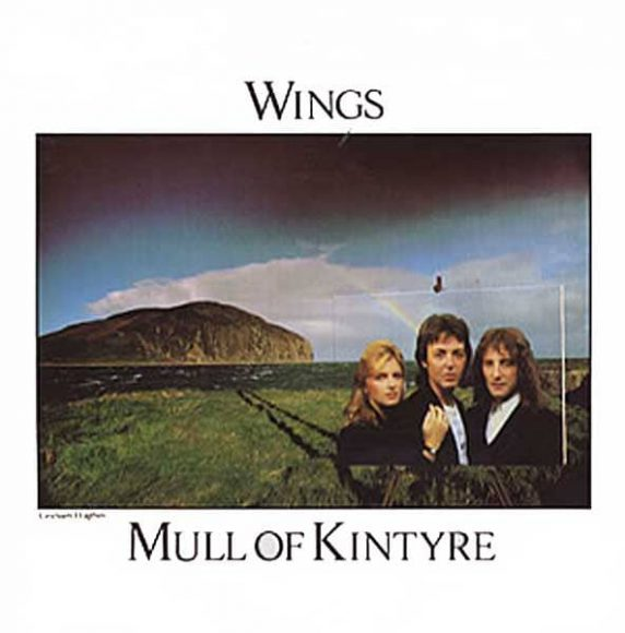 Mull Of Kintyre single artwork - Wings