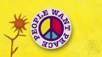 Paul McCartney – People Want Peace artwork