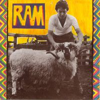 Ram album artwork – Paul and Linda McCartney