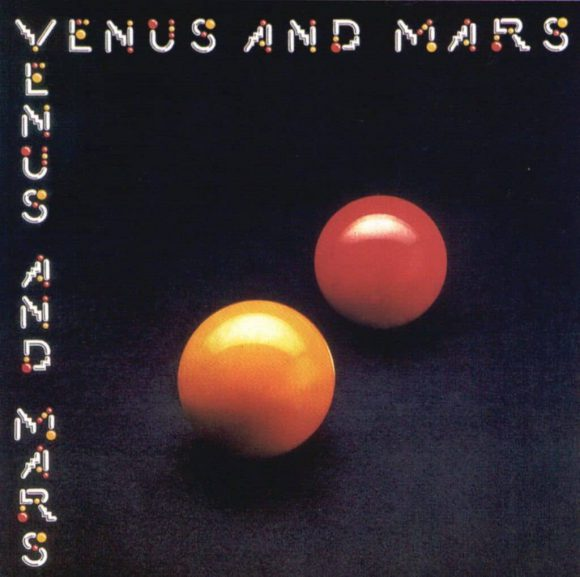 Venus And Mars album artwork - Wings