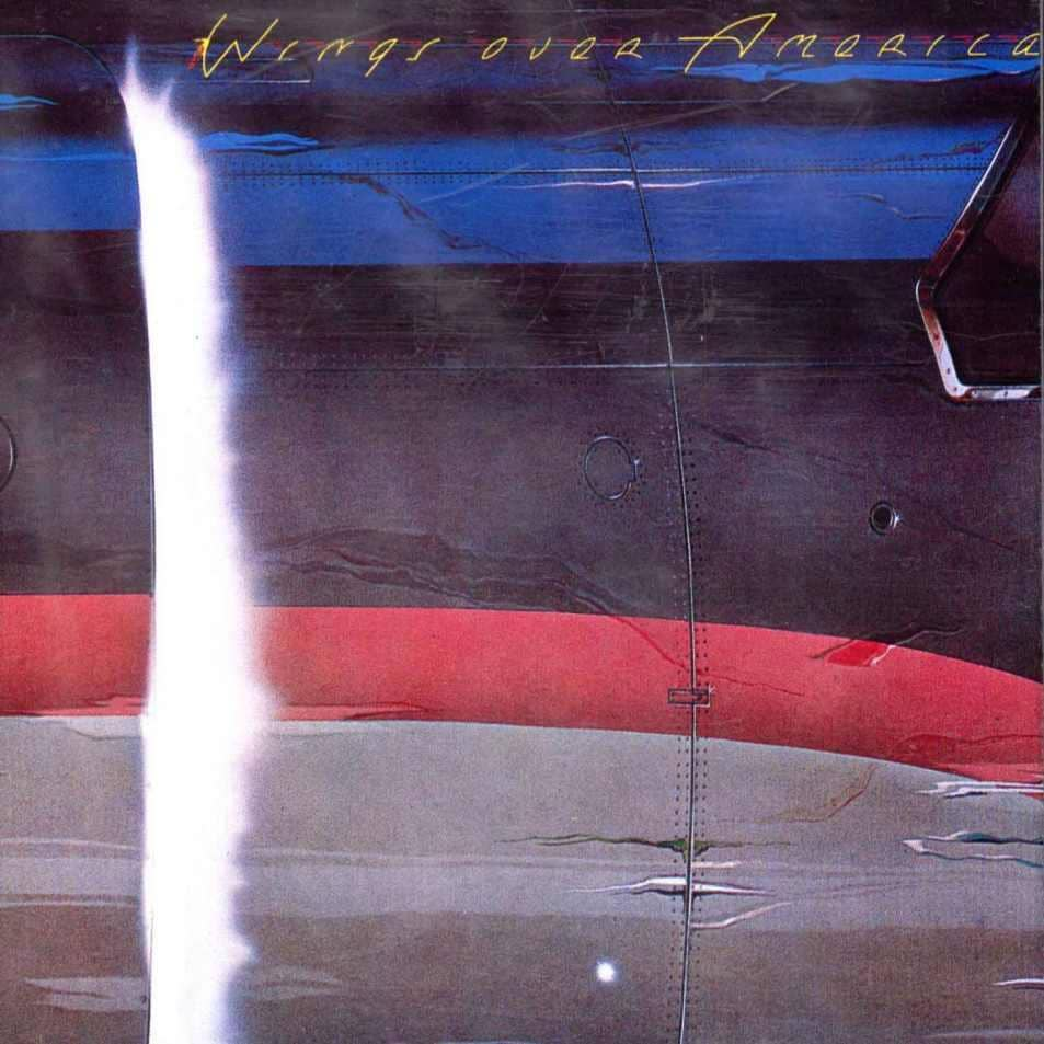 Wings Over America Album Artwork The Beatles Bible