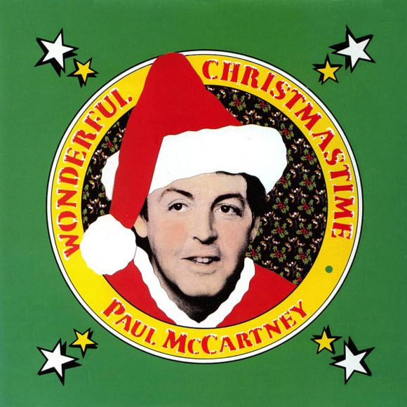 Wonderful Christmastime single artwork - Paul McCartney