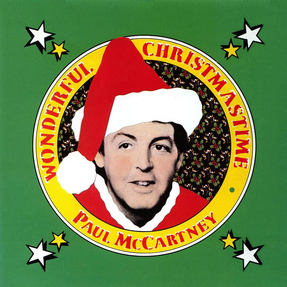 Image result for paul mccartney wonderful christmas time