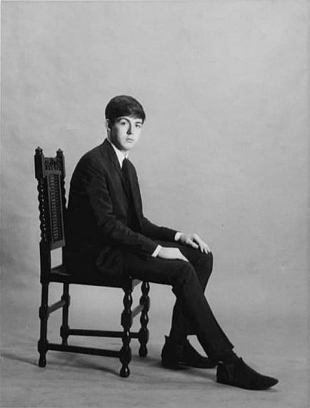 Paul McCartney, 1962