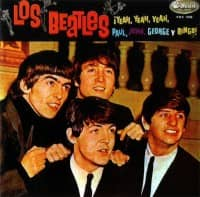 ¡Yeah, Yeah, Yeah, Paul, John, George Y Ringo! album artwork – Peru