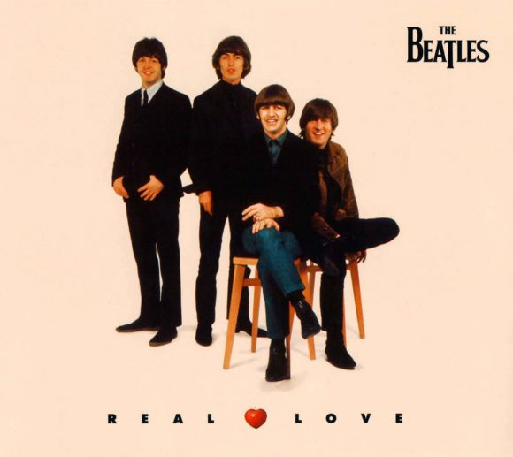 Real Love single artwork