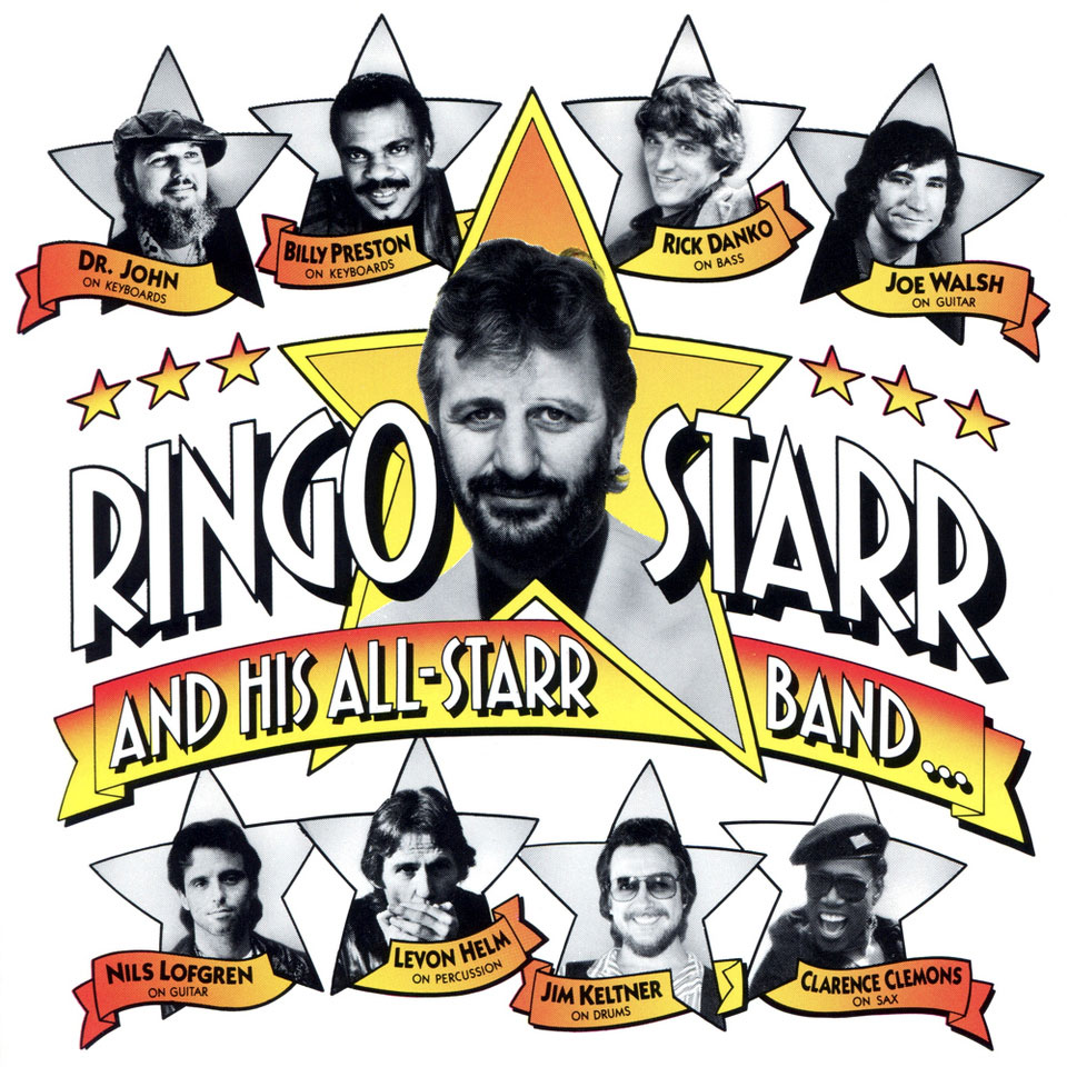Ringo Starr And His All-Starr Band (1990) - The Beatles Bible