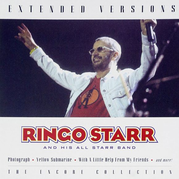 Ringo Starr –Extended Versions (2003)