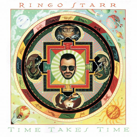 Ringo Starr – Time Takes Time (1992)