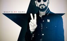 Ringo Starr –What's My Name cover artwork