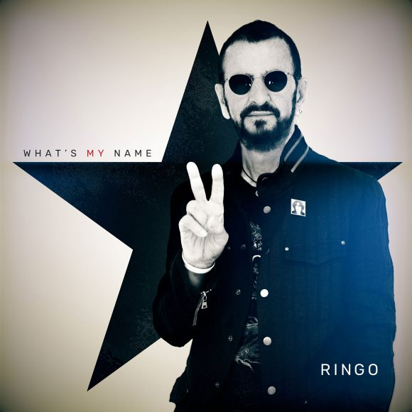Ringo Starr –Whats My Name cover artwork