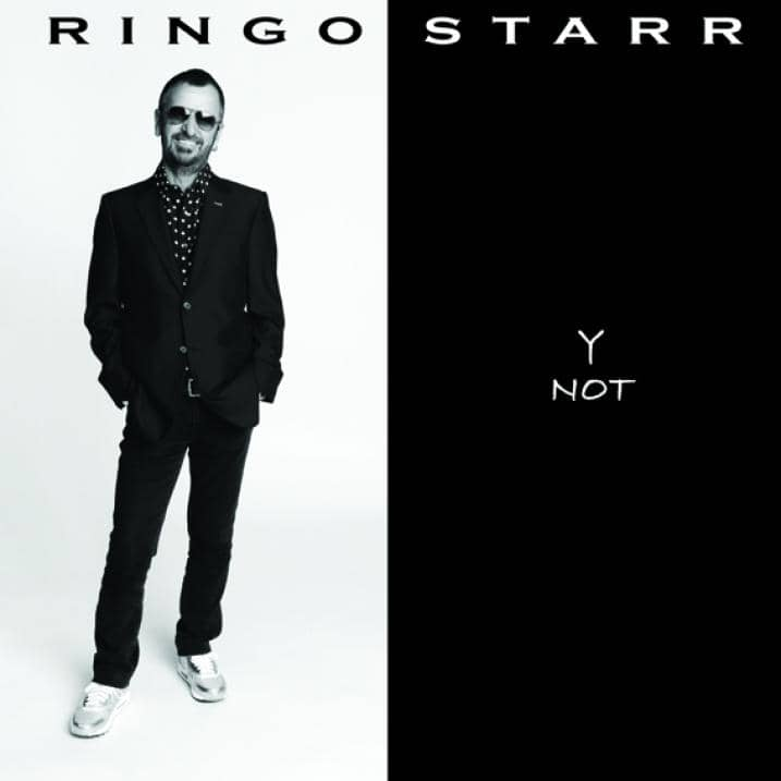 Ringo Starr - Y Not album artwork