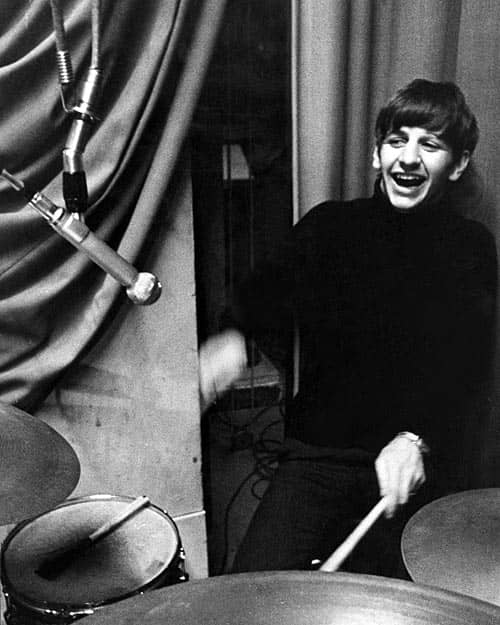 Ringo starr 1963 the beatles bible