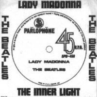 Lady Madonna single artwork – South Africa