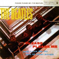 Please Please Me album artwork – South Africa