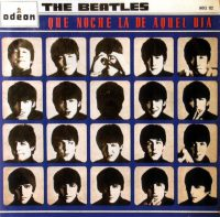 Que Noche La De Aquiel Dia (A Hard Day's Night) album artwork – Spain