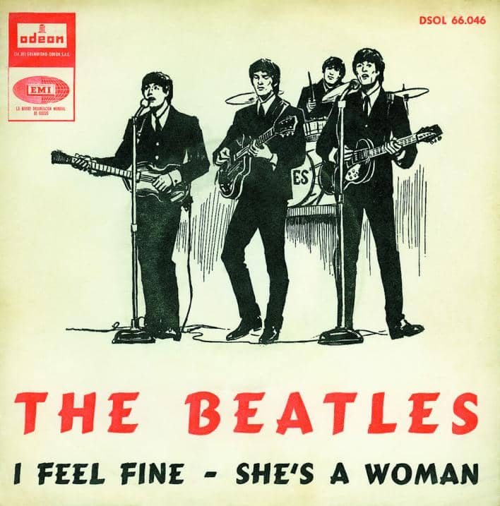 Shes A Woman The Beatles Bible
