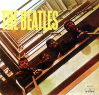 Please Please Me album artwork – Spain
